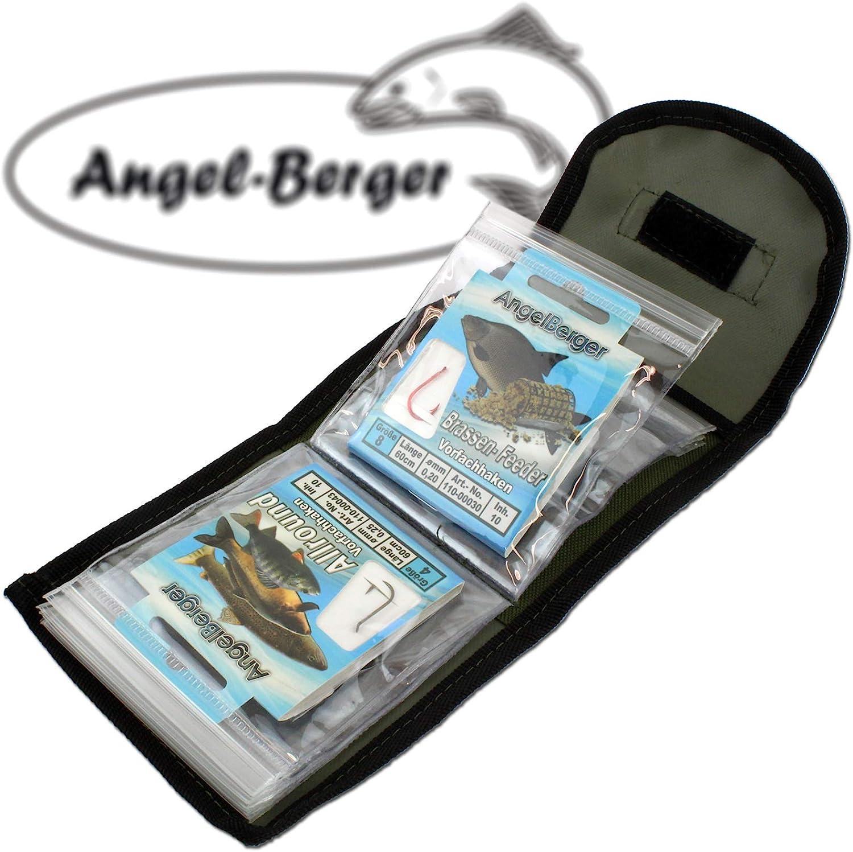 Angel Berger Vorfachhaken Brassen//Feeder