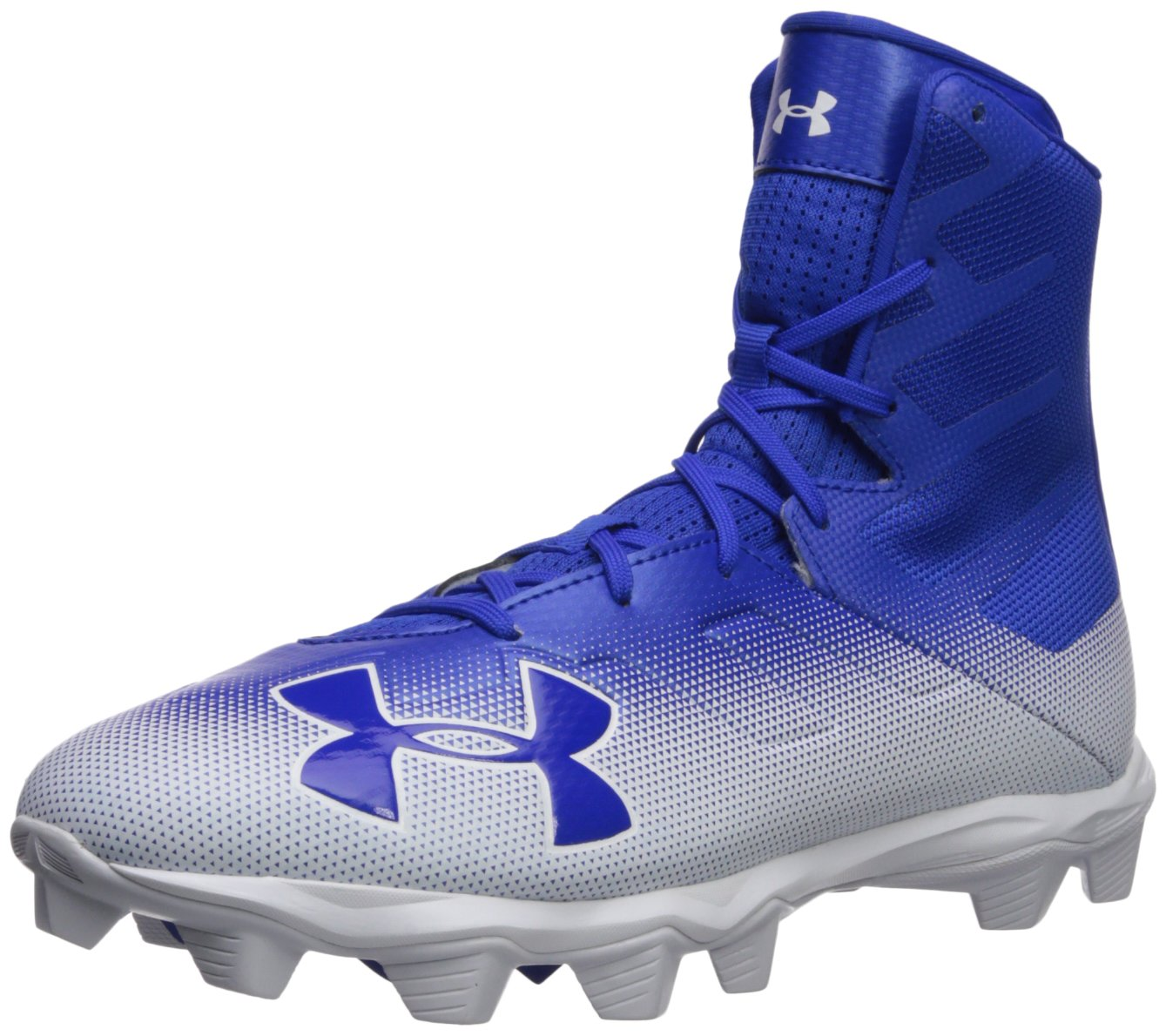 Under Armour メンズ 3000183 B0725R5Z5G 7 D(M) US|Team Royal (400)/White Team Royal (400)/White 7 D(M) US