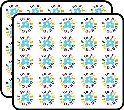 Amazon Com Golf Le Fleur Tyler The Creator 50 Pack 1 Stickers For Scrapbooking Calendars Arts Kids Diy Crafts Album Bullet Journals