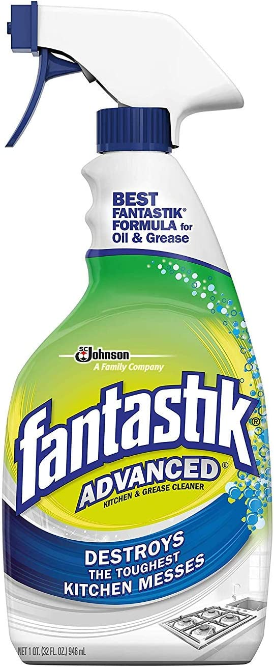 Fantastik Advanced Kitchen and Grease Cleaner (2)