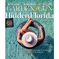 1-Year Garden & Gun Magazine Subscription