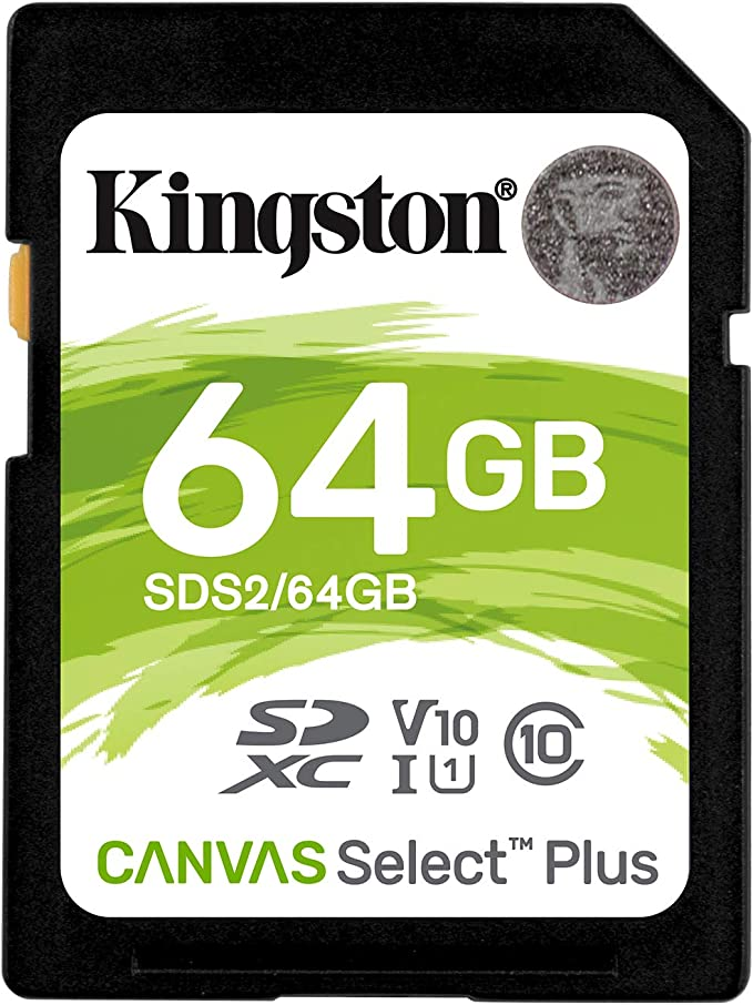 SanFlash Kingston 64GB React MicroSDXC for Panasonic Toughpad JT-B1 with SD Adapter 100MBs Works with Kingston