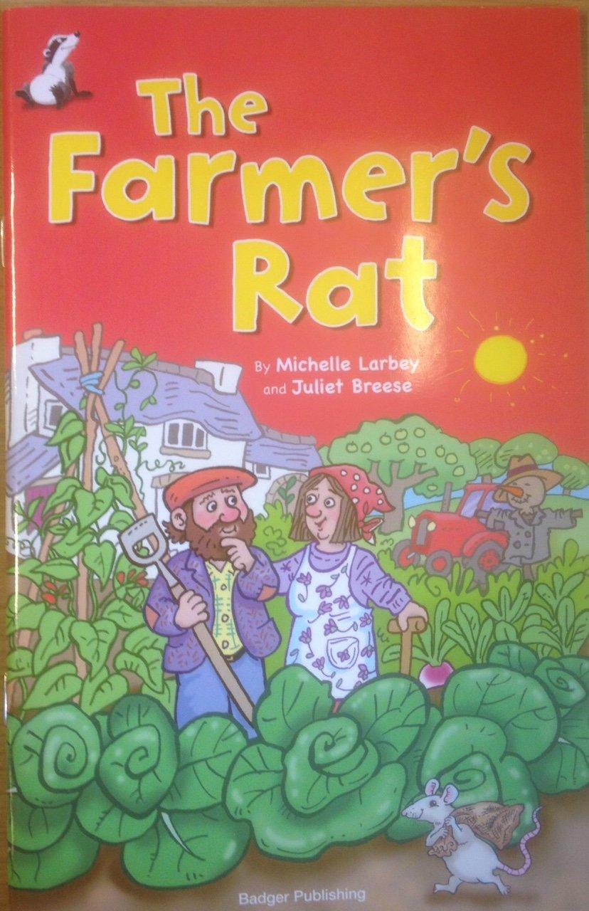 The Farmers Rat (Bringing Phonics to Life) pdf epub