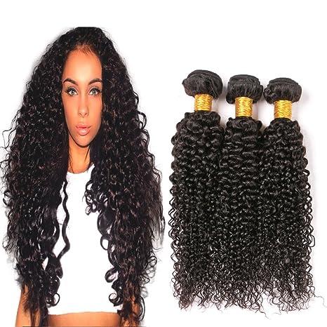 Brazilian Afro Kinkys Curly Hair Bundles Raw Hair Bundles Mink Wholesale  Cheap 3 Bundles Of Hair e5ffd3517a