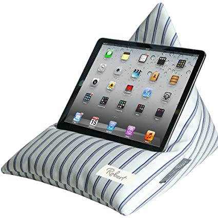 Soporte de cojín puf para iPad, tablet, libro electrónico ...