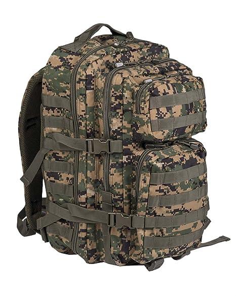 4516431f2da9 Amazon.com   Mil-Tec Military Army Patrol Molle Assault Pack ...