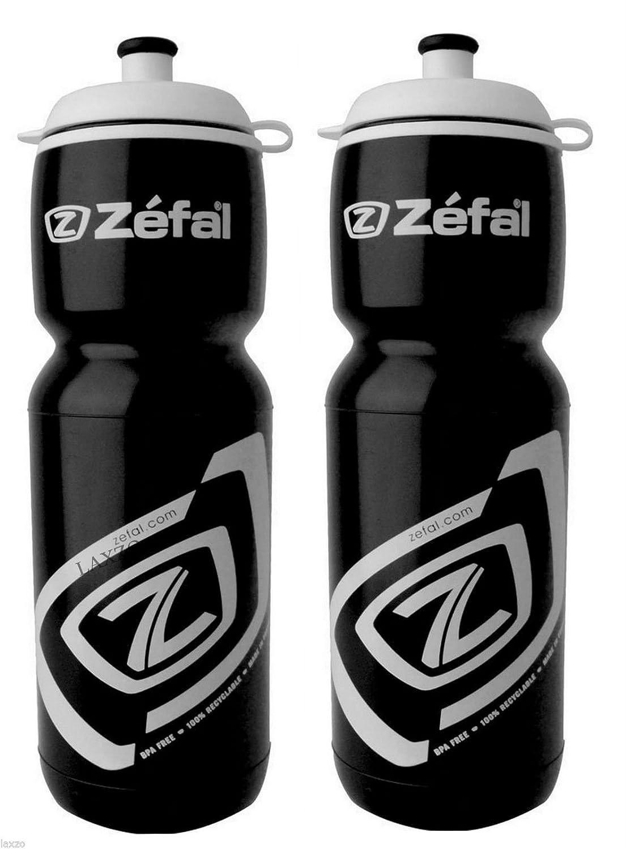 Zefal Premier 75Bouteille 750ml–2pcs blanc ZLBL160T
