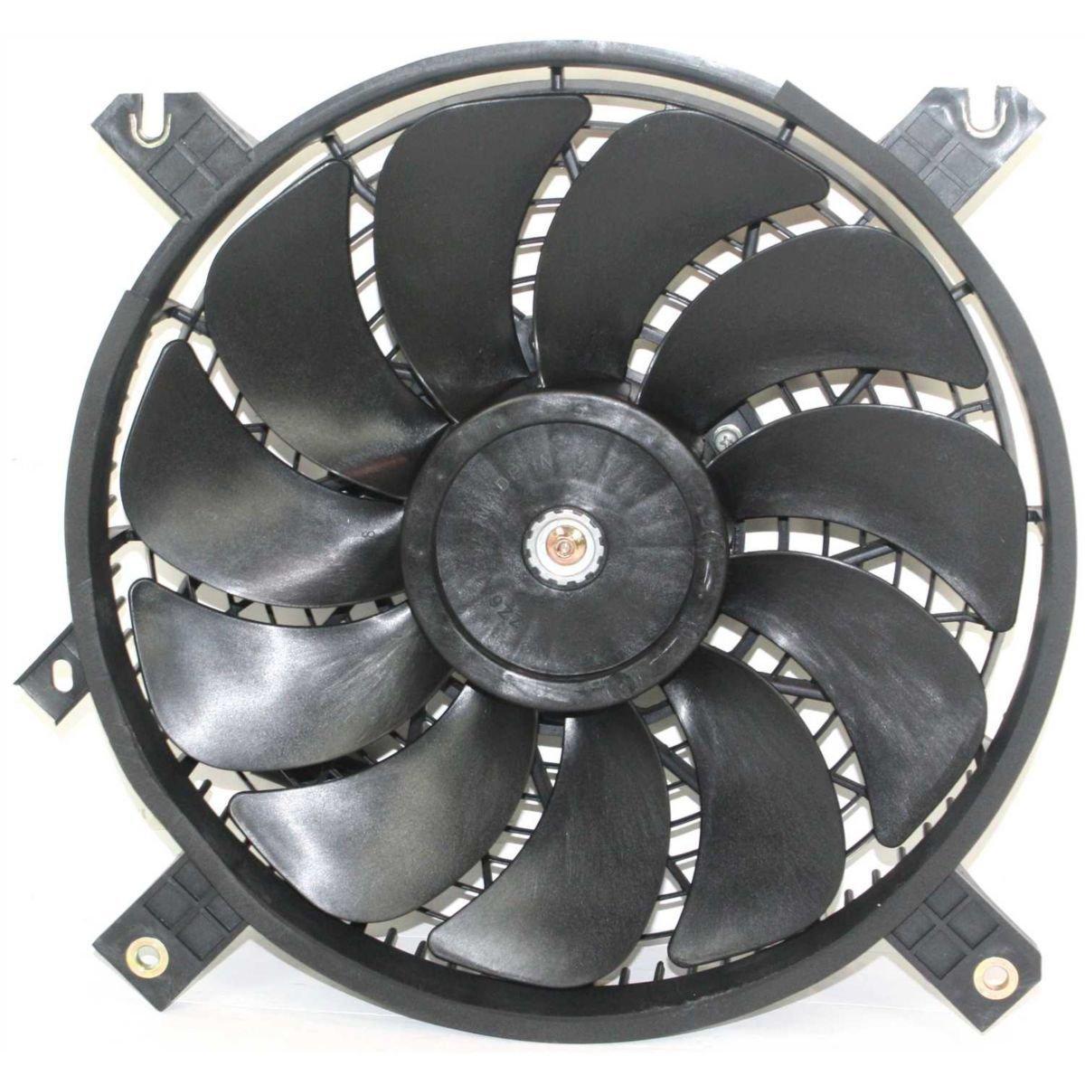 diften 325-a0933-x01 - nuevo a/c AC condensador Ventilador único Asamblea Suzuki Vitara sz3113101 9556065d03: Amazon.es: Coche y moto