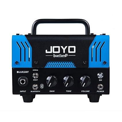 Amazon.com: Joyo bantamp bluejay Bluetooth 4.0 Tubo ...