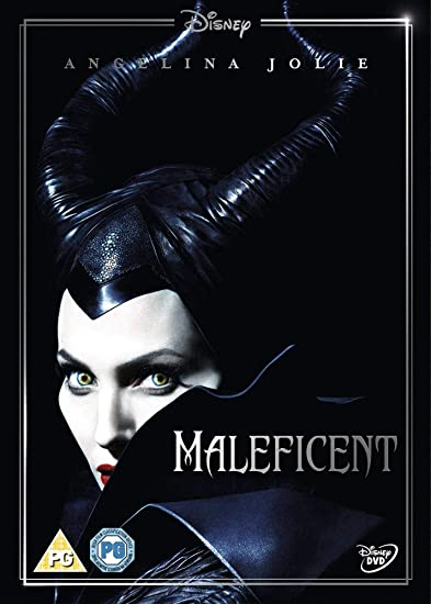 Maleficent Dvd Amazon Co Uk Angelina Jolie Elle Fanning
