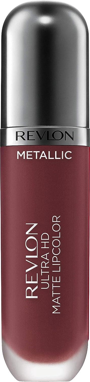 Ultra HD Metallic Matte Liquid Lipcolor, Liquid Lipstick, Shine