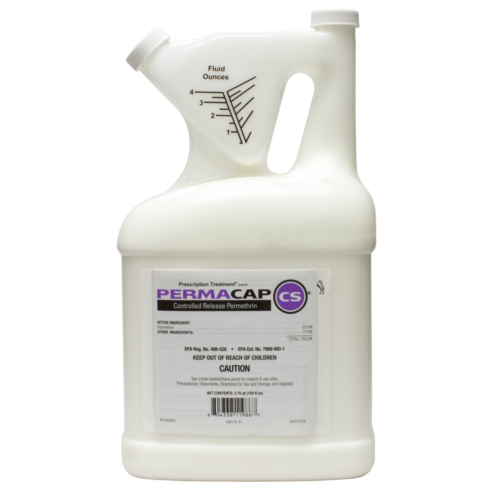 PermaCap CS(Controlled Release Permethrin) 120 Oz. by BASF