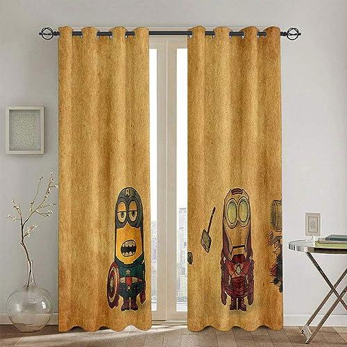 Window Curtain Panels Pair