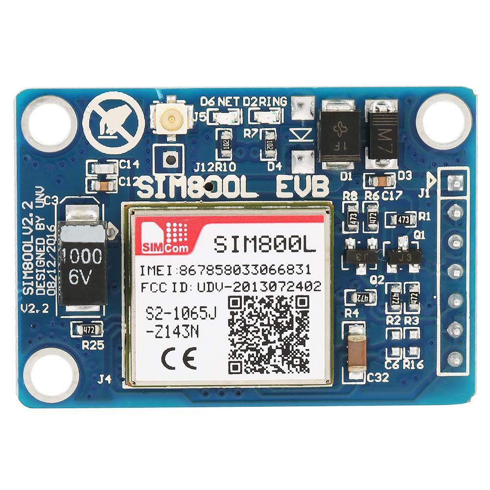Module SIM800L GSM GPRS SMS avec remplacement dantenne pour SIM 900A 5V
