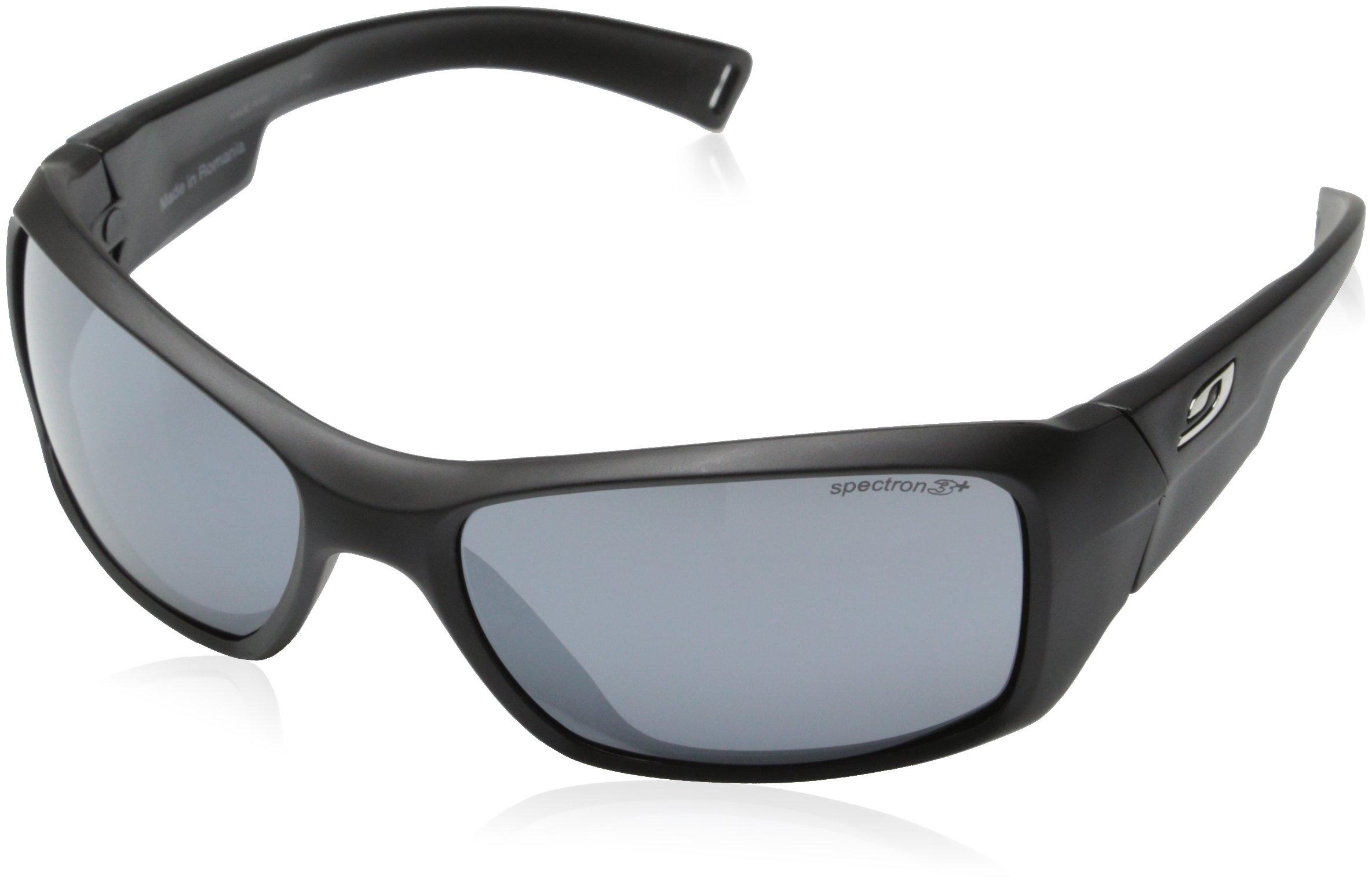 Julbo Kid's Rookie Sunglasses with Spectron 3+ Lens, Matt Black, 8-12 Years
