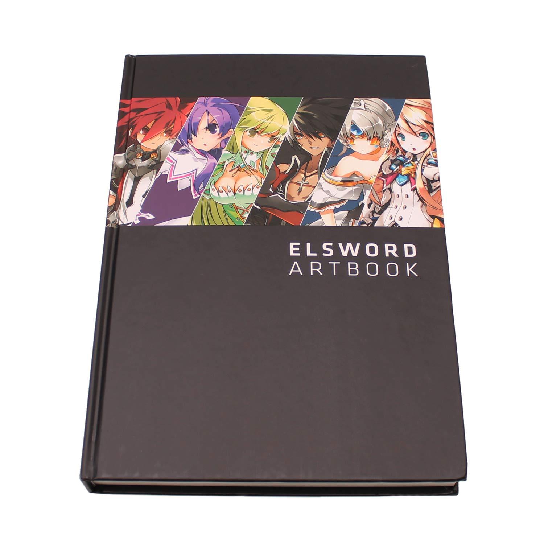 Elsword Artbook Vol 1