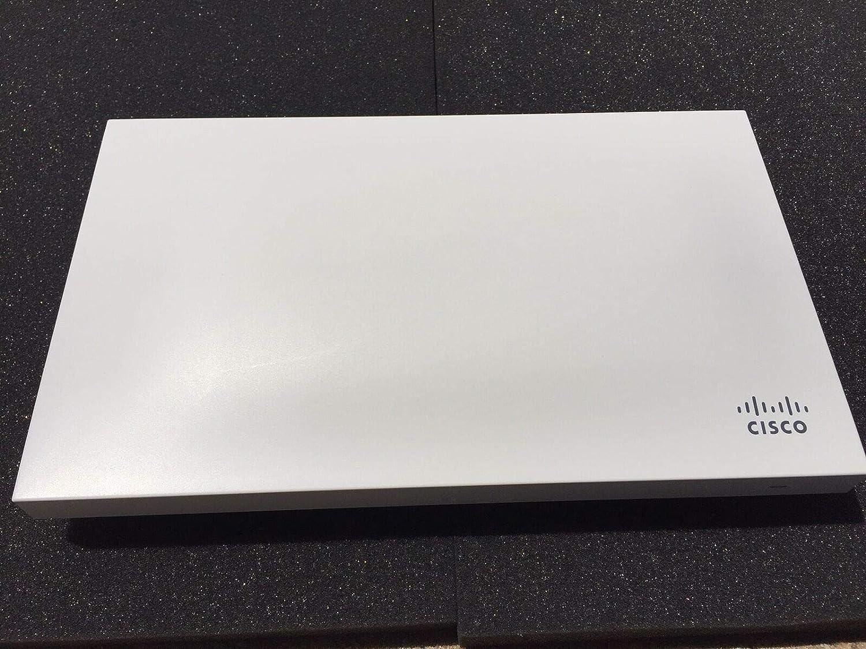 Cisco Meraki MR52 Dual-Band Four Radio 4x4:4, 802.11ac Wave 2 Indoor High Performance Wireless Access
