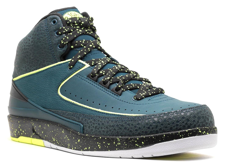outlet store 2a7d2 b0da4 Air Jordan Jordan Jordan 2 Retro Nightshade - 385475-303 - Talla 8 -  c47b84