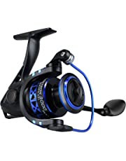 KastKing Summer and Centron Spinning Reels, 9 +1 BB Light Weight, Ultra Smooth Powerful, Size 500 is Perfect for Ultralight/Ice Fishing.