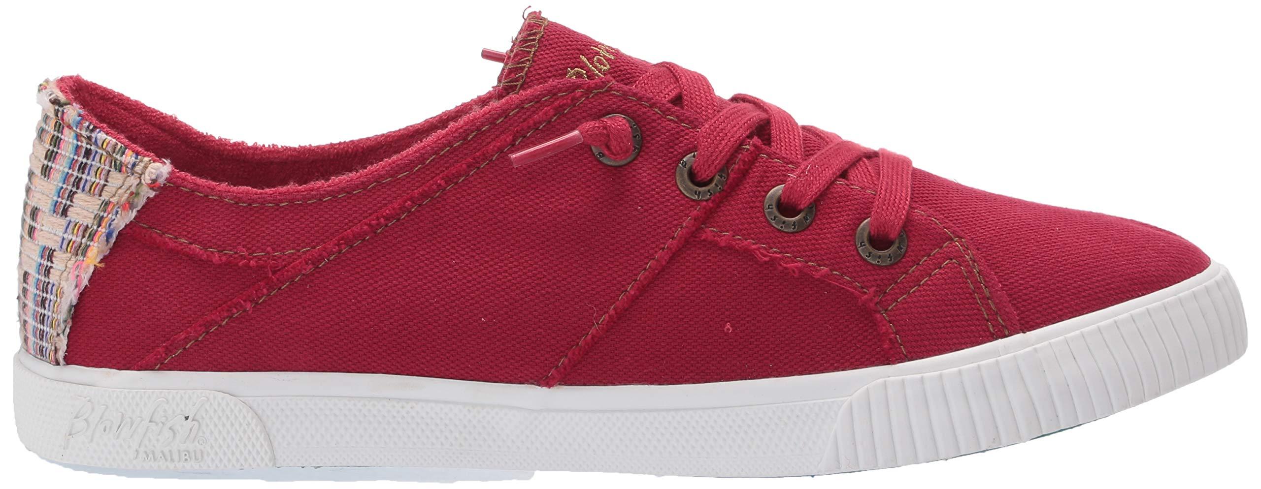 Blowfish Malibu Womens Fruit Fashion Sneaker Dusty Blue 8 Medium US