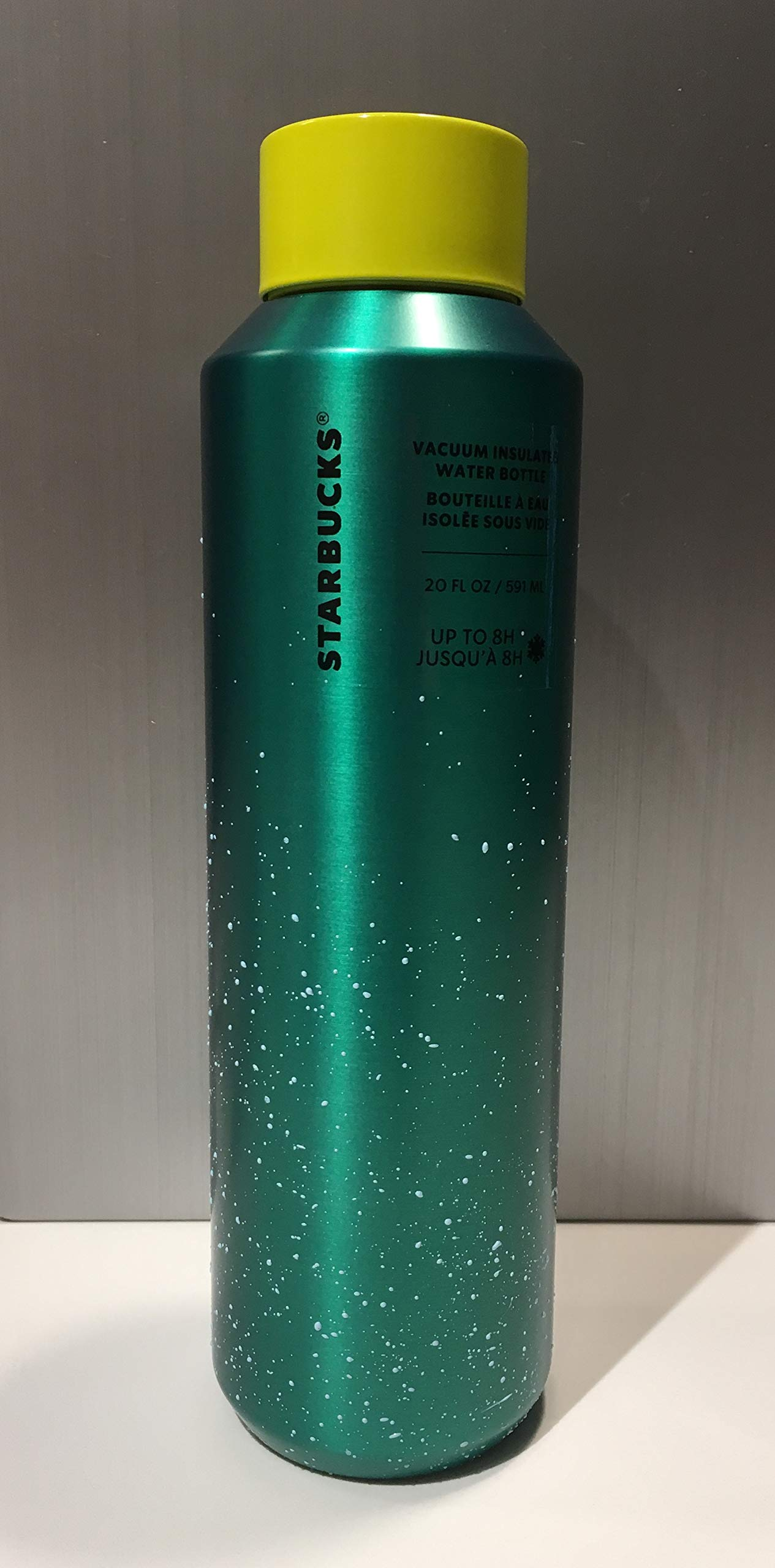 Starbucks Green Vacuum Insulated Water Bottle 20 oz
