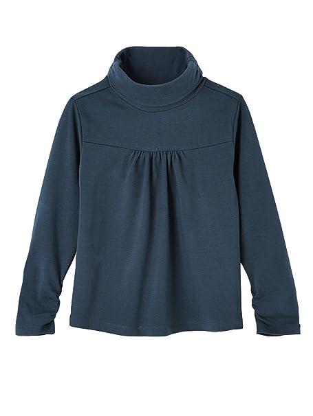 c3b0c8bf2 VERTBAUDET Lote de 2 camisetas de cuello alto niña de punto Beige  Maquillaje 8A  Amazon.es  Ropa y accesorios