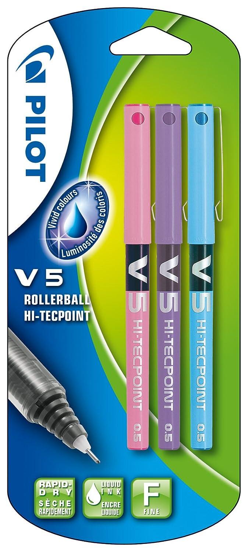 Pilot Pilot Pilot Tintenroller V5 Hi-Tecpoint 0,5 mm, 12 Stück, Rosa B008LUQSR0 | Geeignet für Farbe  | Diversified In Packaging  | Neueste Technologie  287dc2