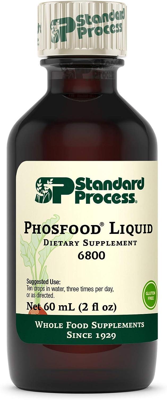 Standard Process - Phosfood Liquid - 2 Fl Oz