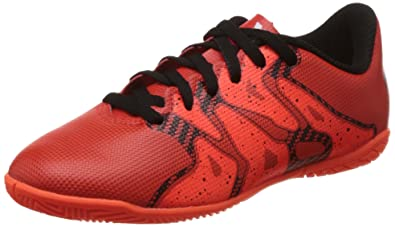 super popular 988aa 26381 adidas Performance X15.4 IN, Jungen Fußballschuhe, Orange (Bold OrangeFtwr