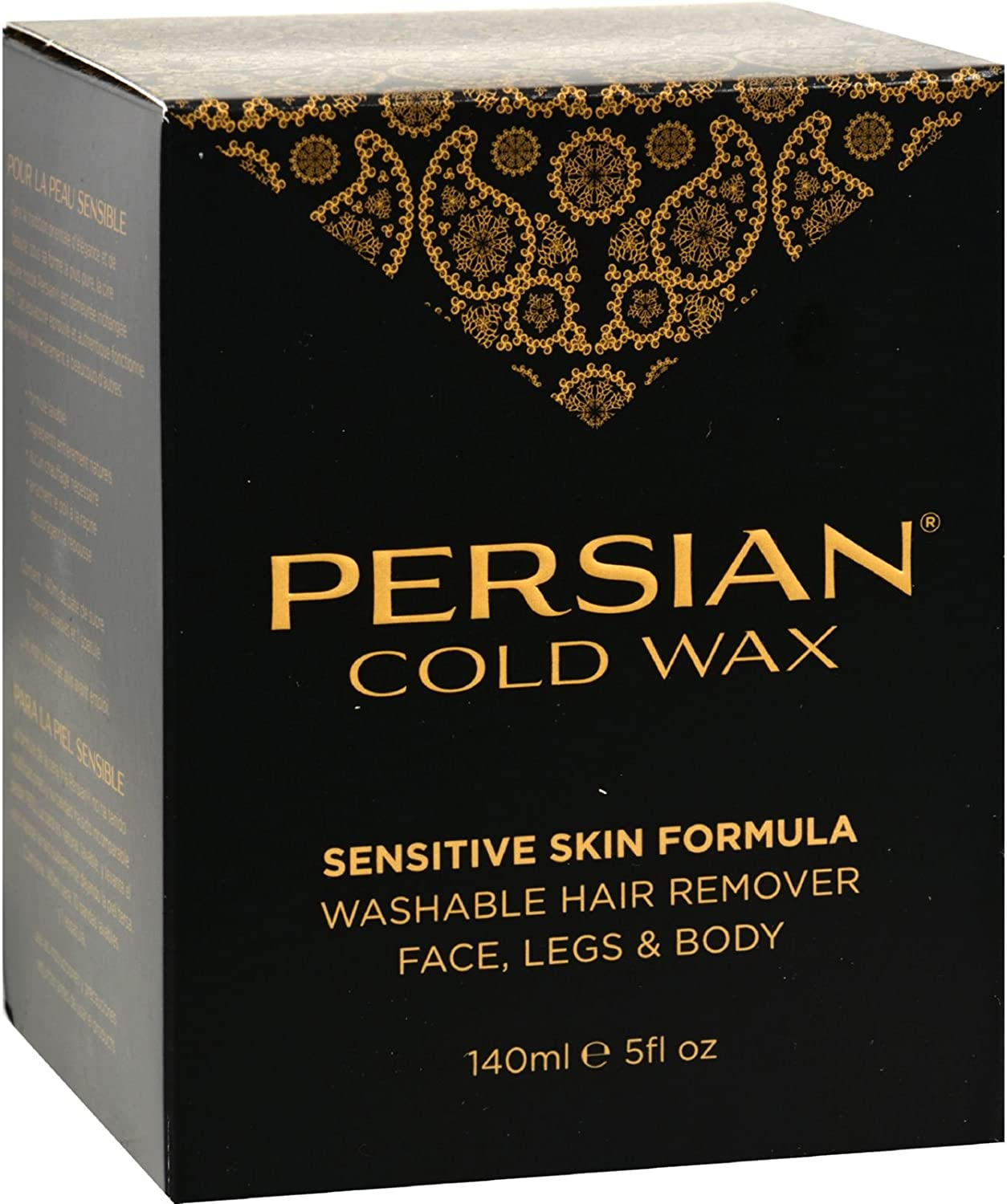Persian Cold Wax Hair Remover - 6 oz