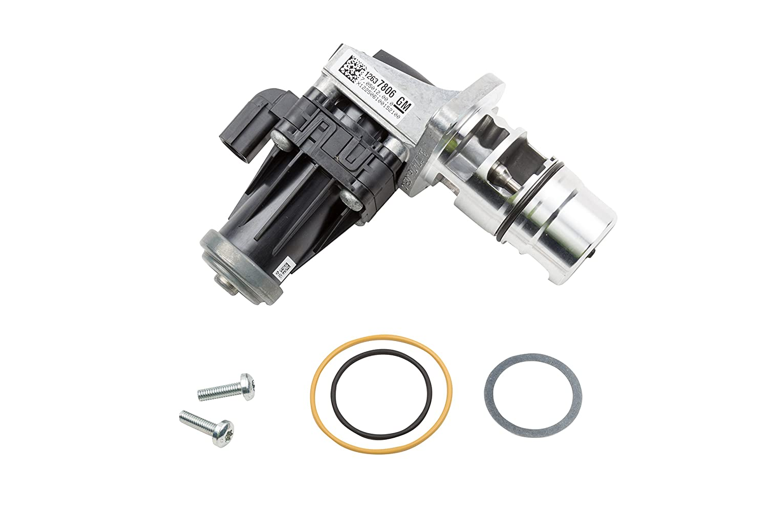 and Bolts Seals ACDelco 555964609 GM Original Equipment EGR Valve Kit with Gasket