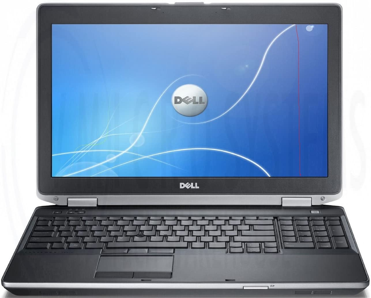 Dell Latitude E6520 15.6'' Business Laptop Intel Core i5 Vpro- 2.60 Ghz 2.60 Ghz 4gb of RAM /250gb HDD / Hdmi Port