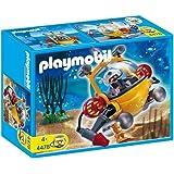 Playmobil - 4478 - Explorateur Cloche de Plongee