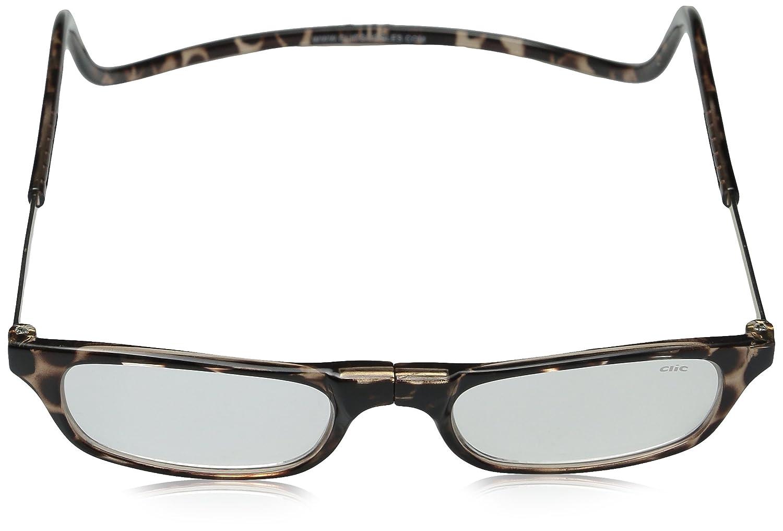9ba2af0e70b Amazon.com  Clic Magnetic Reading Glasses Tortoise +1.25  Health   Personal  Care