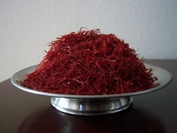 Amazon Com Genuine Saffron 2 2 Lb Highest Quality Saffron In