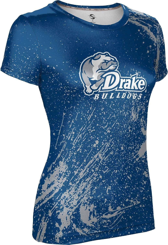 Splatter ProSphere Drake University Girls Performance T-Shirt