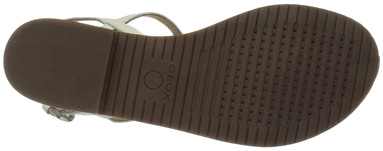 Geox Women's W Sozy 19 Dress Sandal B01MUXO1XO 39 M US|Off EU / 9 B(M) US|Off M White ebcb84