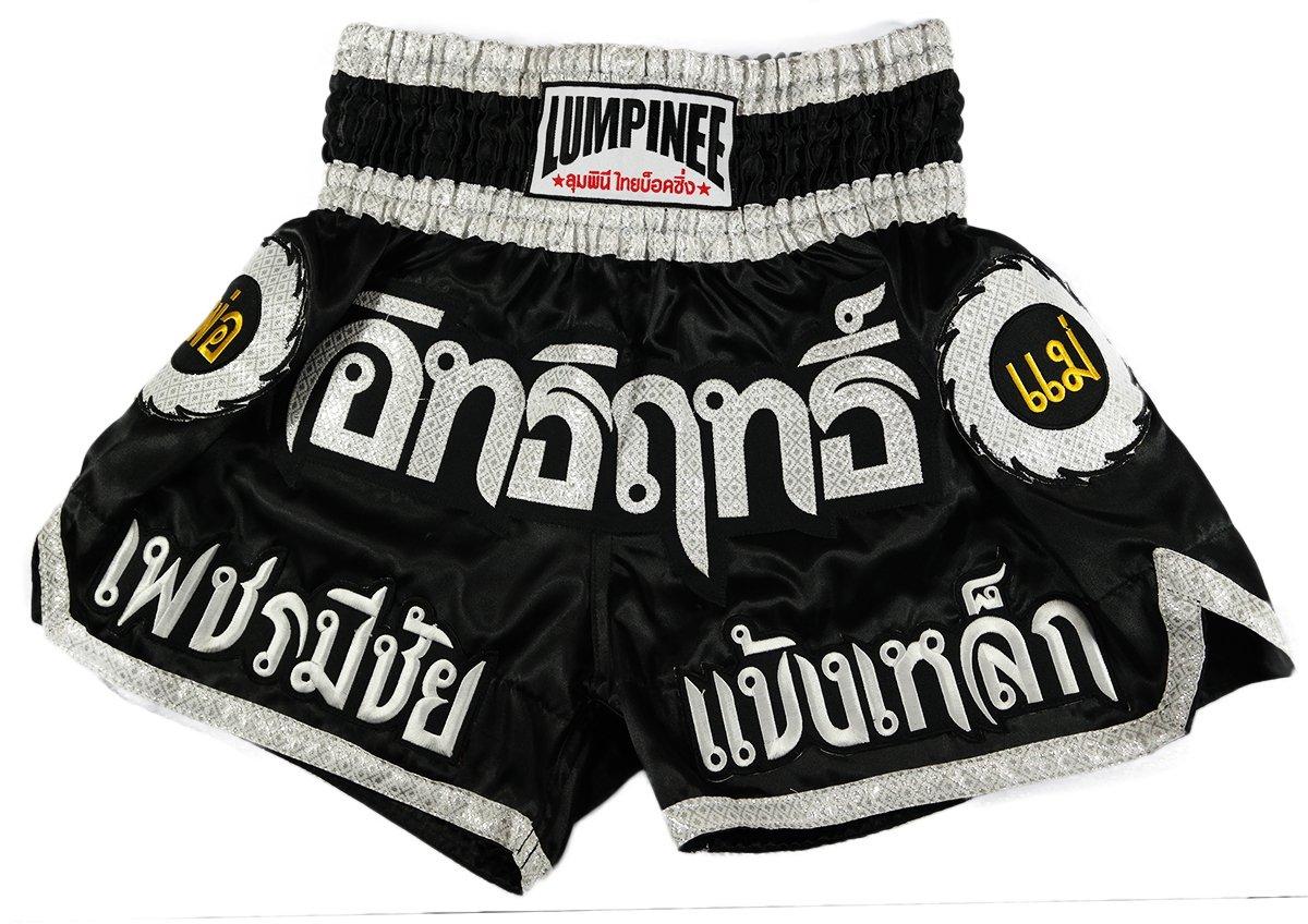 Lumpinee Muay Thai Kick Boxen Shorts : LUM-002