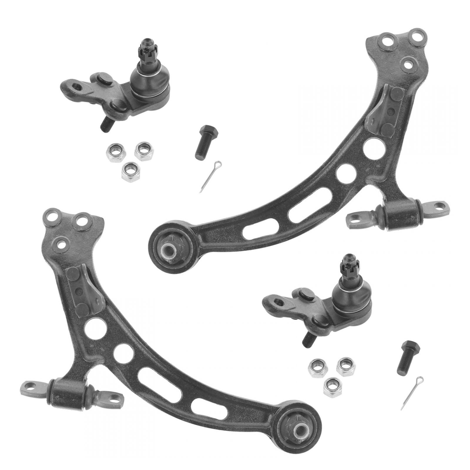 Front Lower Control Arms w/Ball Joint Kit Set of 2 for ES300 Avalon Camry