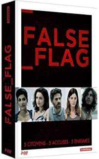hot sale online fe0be 55a3d False Flag - Saison 1