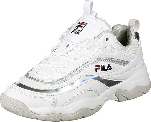 Fila, Sneaker Donna, Bianco (Bianco), 37 EU: Amazon.it