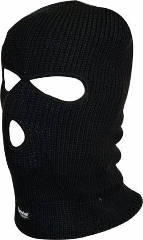 Thinsulate Balaclava Mask Winter Warm SAS Style Army Ski Hat Face Neck Warmer UK One Size)