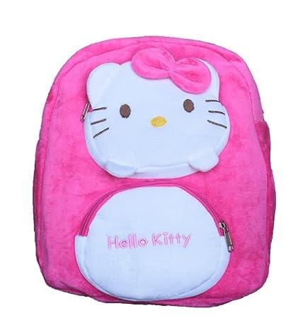 ... buy popular 4afc9 c6d92 ToyJoy Hello Kitty school bag 3 compartment  35cm for kidsgirlsboys children ... fdc98548b3003