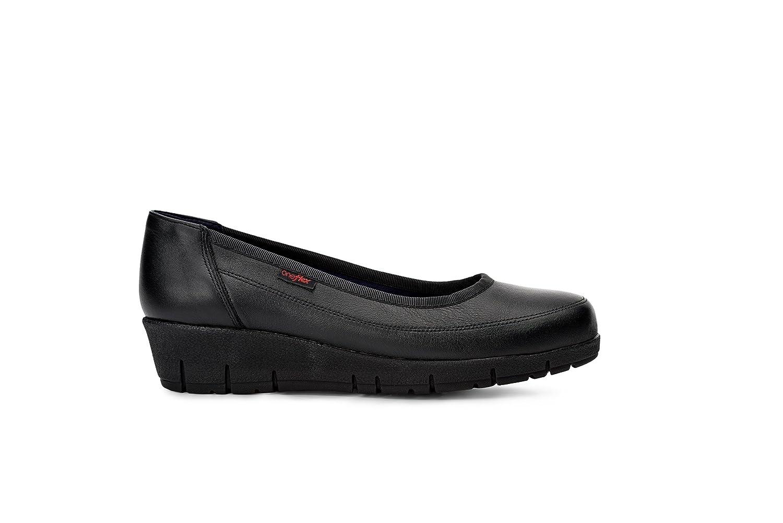 57f25fcdbb4de Oneflex Alice Negro - Zapatos anatómicos Cómodos para Mujer  Amazon.es   Zapatos y complementos