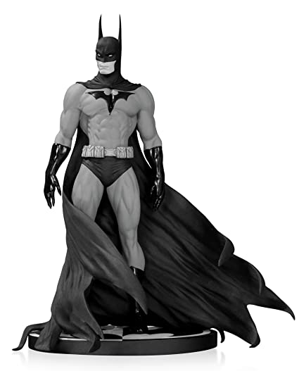 DC Collectibles Batman Black And White By Michael Turner Statue