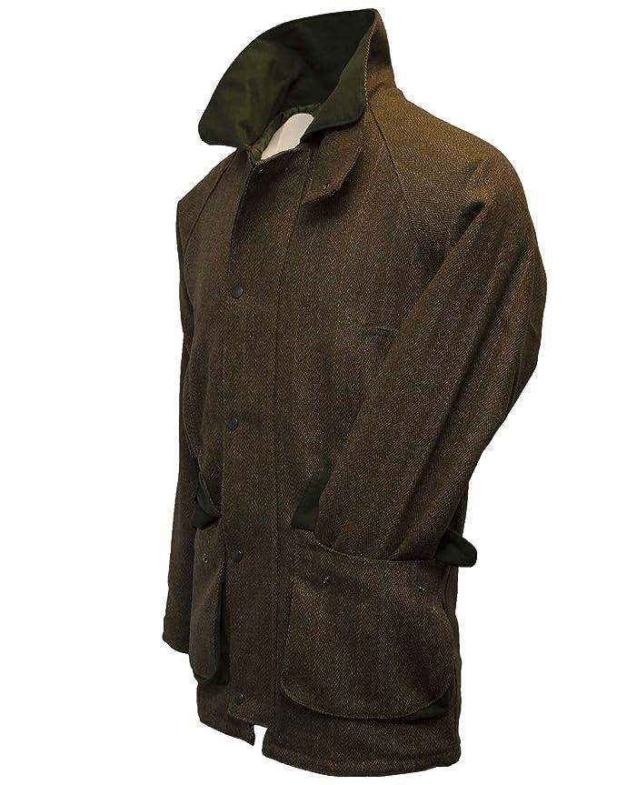 Amazon.com: Walker & Hawkes – para hombre derby Tweed Caza ...