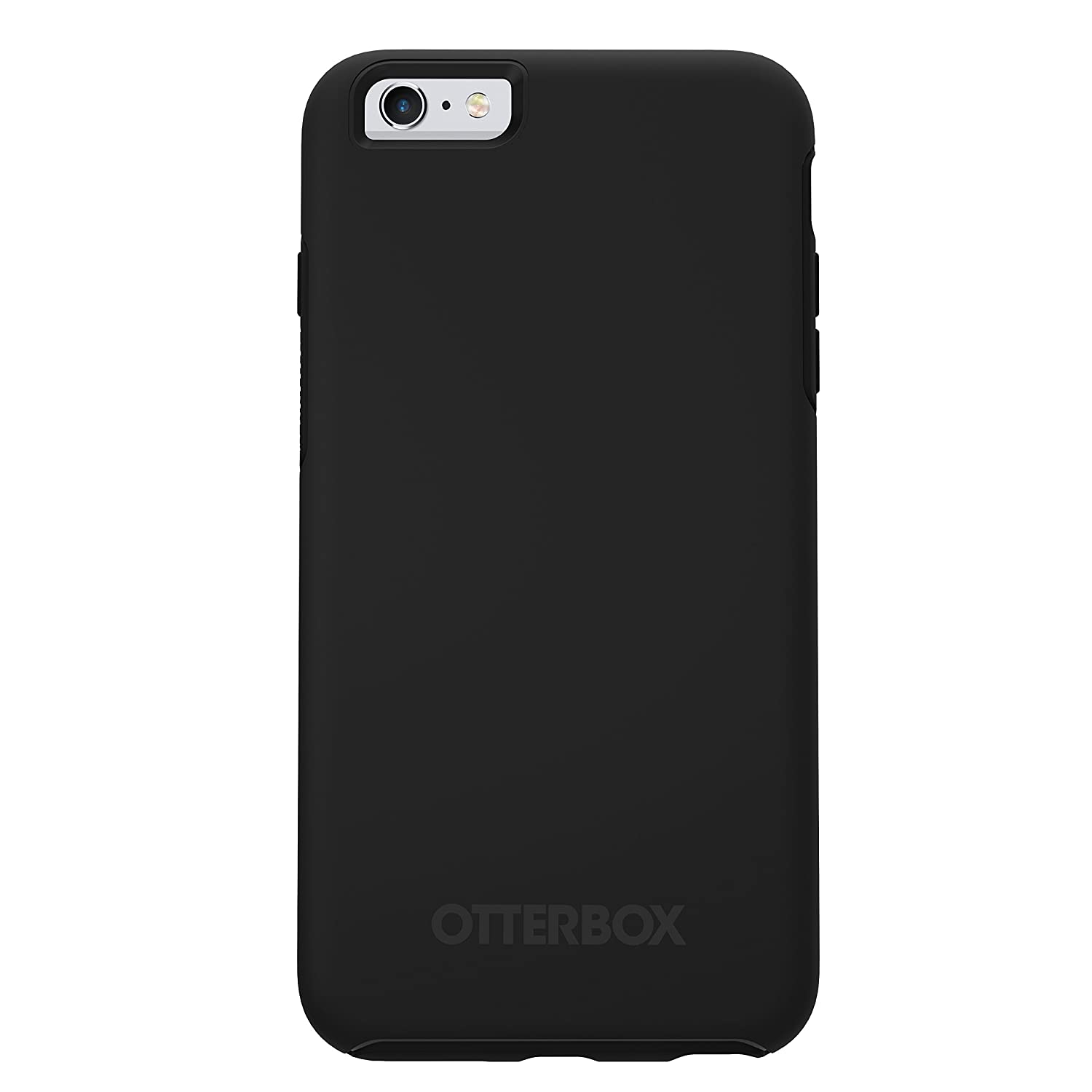 """OtterBox SYMMETRY SERIES Case for iPhone 6/6s (4.7"""" Version) - Frustration Free Packaging - BLACK"""