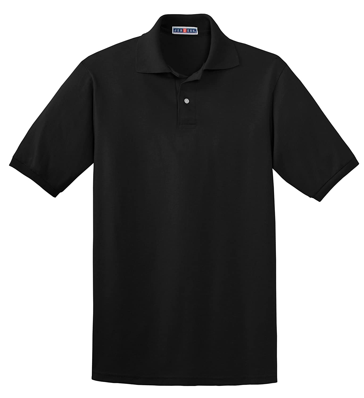 Men's Miami -FL- Hurricanes Short Sleeve Polo Shirt