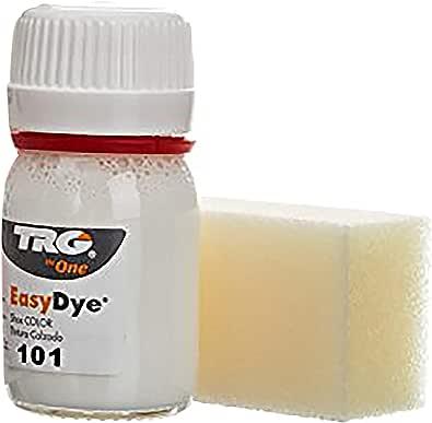 TRG The One - Tinte para Calzado y Complementos de Piel | Tintura para zapatos de Piel, Lona y Piel Sintética con Esponja aplicadora | Easy dye #101 ...