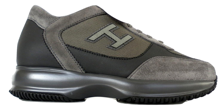 Hogan, Herren Trekking- & Wanderstiefel  Grau grau